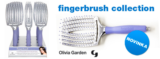 Olivia Garden fingerbrush collection