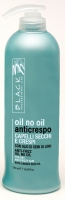 Black Oil No Oil Anticrespo/Anti-Frizz 500ml - ochrana vlasov proti krepateniu