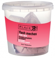 Black Flash Meches Colorante Fire Red 250g farebný melír