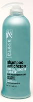 Black Anticrespo/Anti-Frizz Shampoo 500ml - šampón na vlasy
