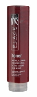 Black Toner Red Color 250ml - ošetrujúci toner