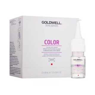 GOLDWELL Dualsenses - Color Intensive Conditioning Serum 12x18 ml
