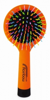 Rainbow Brush Large Orange - rozčesávacia kefa